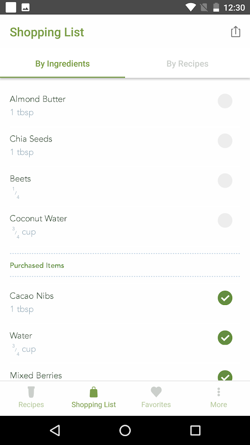 NutriBullet Recipes- screenshot