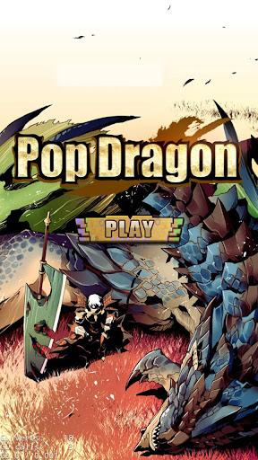 ドラゴンハンター2 - Puzzle RPG