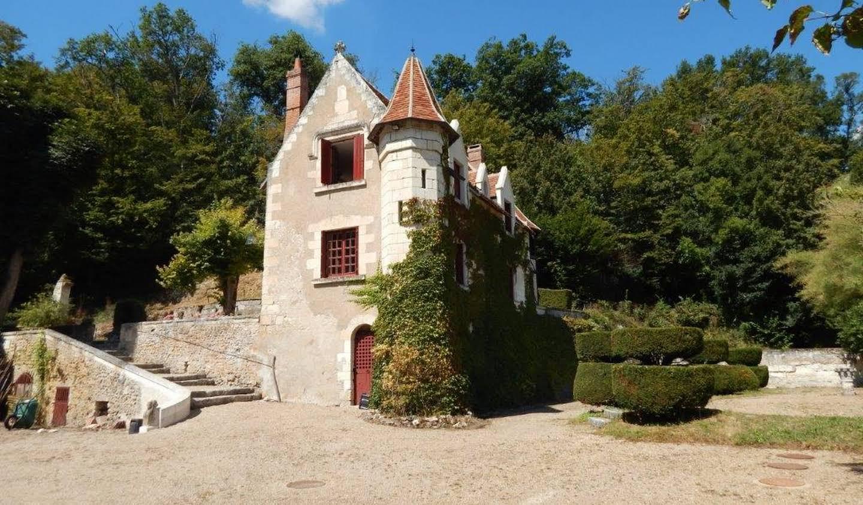 Propriété avec jardin Athée-sur-Cher