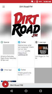 Dirt Road FM- screenshot thumbnail
