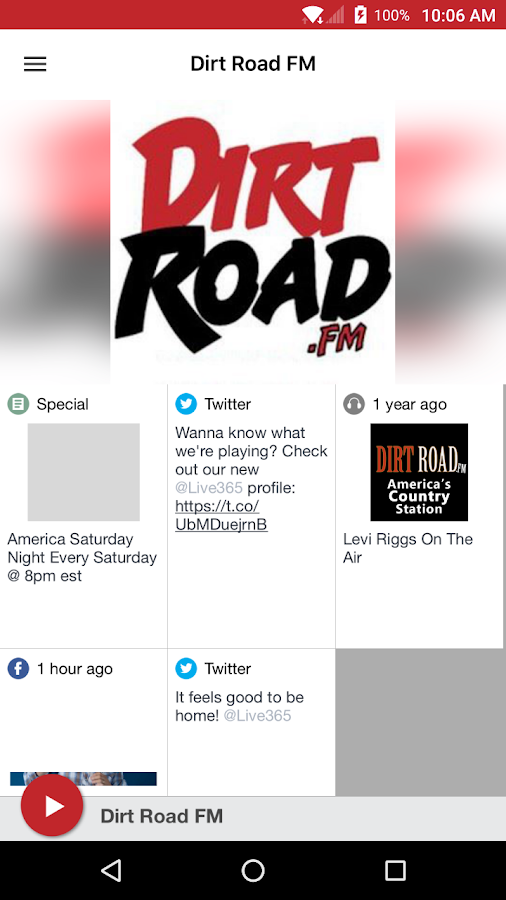 Dirt Road FM- screenshot