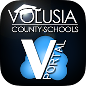 Volusia Co Schools VPortal app