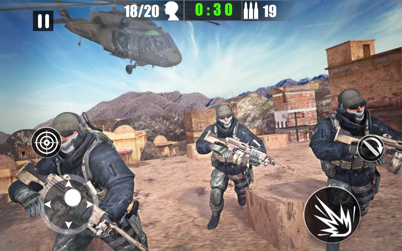 Fort:Night Last Battleground Royale Survival da Gamebook Studios acaba de chegar ao Google Play 1
