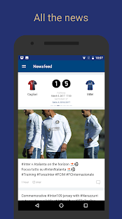 Inter Live — Inter FC News- screenshot thumbnail