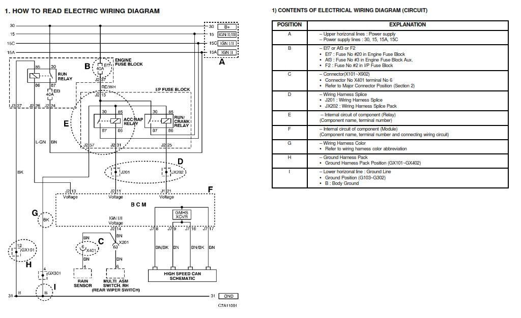 isuzu wiring diagram symbols  isuzu  auto wiring diagram