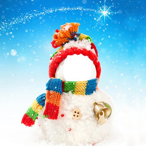 雪人聖誕蒙太奇 攝影 LOGO-玩APPs