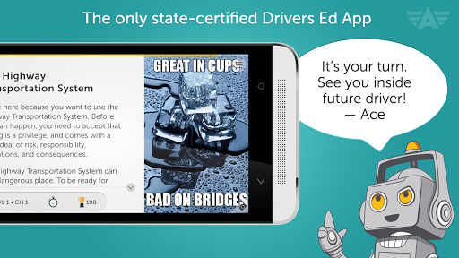 Drivers Ed - TX Approved