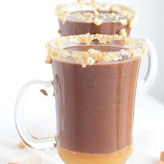 Caramel Cashew Hot Cocoa