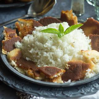 Kurdish Rice Pilaf