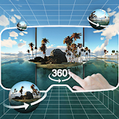 Live Wallpaper VR Style 360 Degree