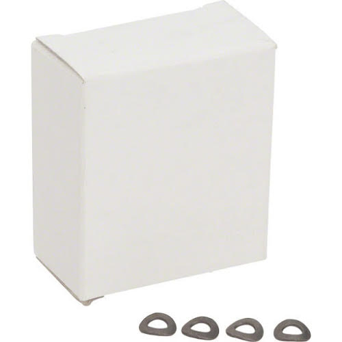 DT Swiss Pro Head Reinforcement Washers for Spline One Rims Box of 100