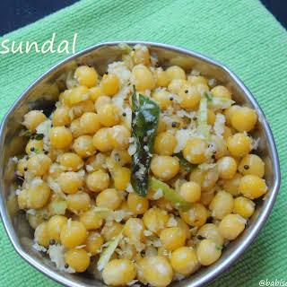 Thenga Manga Pattani Sundal   Beach Sundal   Sundal Recipes.