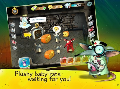 The Rats – Build a Cheese Empire: Online Game  Apk Download For Android and Iphone 8