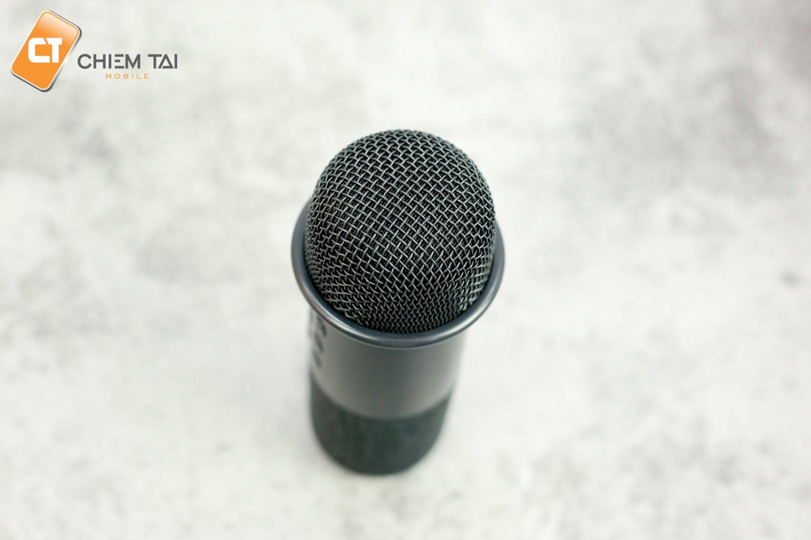 Micro Karaoke kèm loa Bluetooth ChangBa G1