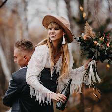 Wedding photographer Elena Metelica (ELENANDROMA). Photo of 05.11.2018