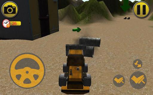 玩免費模擬APP|下載ブルドーザー 極端な シミュレータ 3D app不用錢|硬是要APP