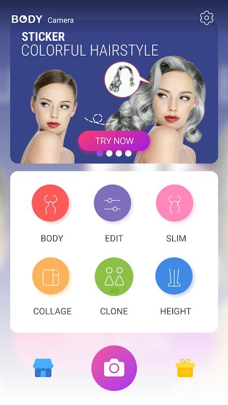 Body Camera - Fitness & Slim Photo Editor Pro APK 1 0 6 Download