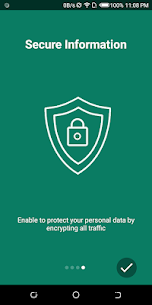 U-VPN Unlimited Very Fast Secure v3.6.0 Full APK 5