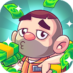 Idle Prison Tycoon: Gold Miner Clicker Game 0.9 Apk