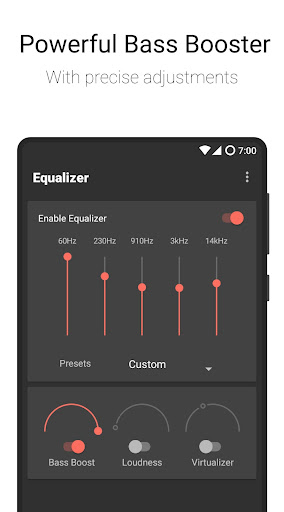Download Flat Equalizer - Bass Booster & Volume Booster on