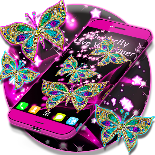 Butterfly Live Wallpaper file APK for Gaming PC/PS3/PS4 Smart TV