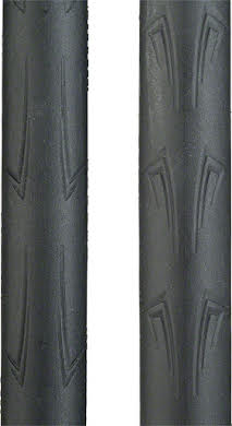 Continental Attack/Force III Front and Rear Tire Combo 700 x 23/25c, Black Chili alternate image 1