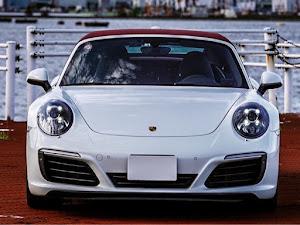 911 991H2 carrera S cabrioletのカスタム事例画像 Paneraorさんの2020年08月25日21:35の投稿