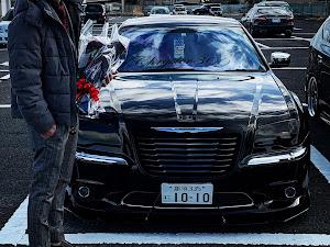 300 LX36のカスタム事例画像 まえちゃん@Chrysler300さんの2021年01月10日13:32の投稿