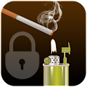 Cigarette Screen Lock icon