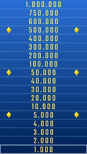 Million Quiz screenshot 2