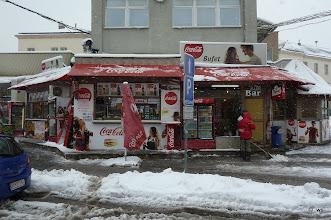 Photo: bratislava hbf: von coca bis cola