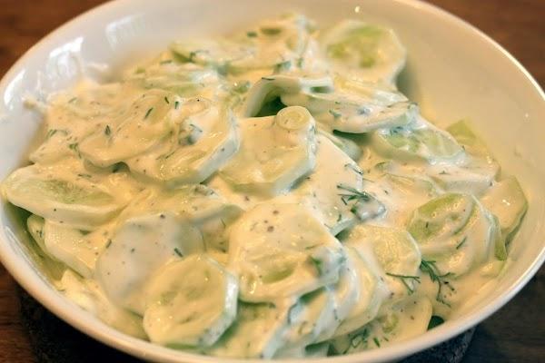 Sour Cucumbers Recipe