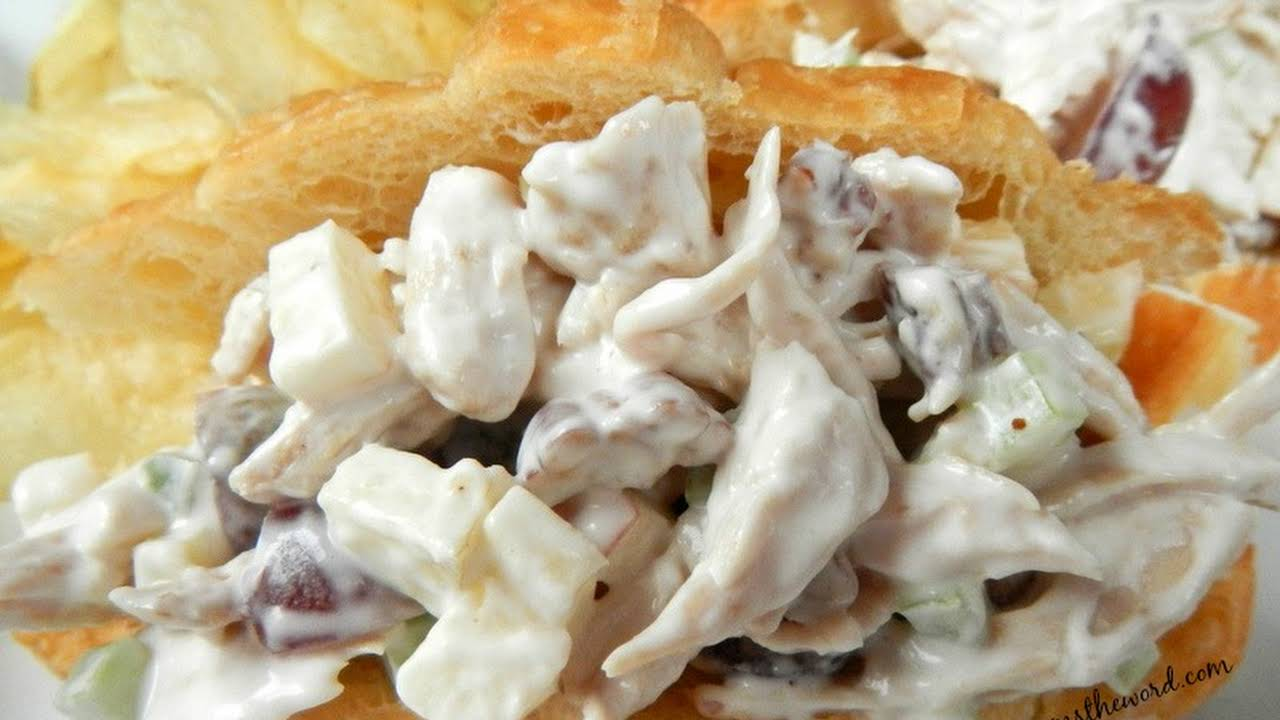 10 Best Chicken Salad With Cream Cheese And Grapes Recipes Yummly