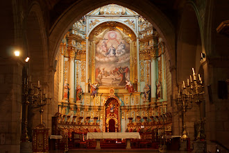 Photo: The Cathedral Sanctuary.