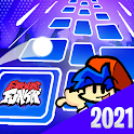 Friday Night Tiles Hop Game Funkin 2021 icon