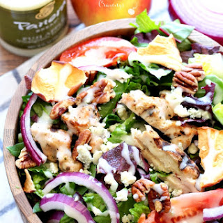 Copycat Panera Bread Fuji Apple Chicken Salad Recipe
