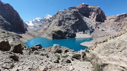 Fann mountains - Big Allo lake to Iskanderkul, part 3 - Aug 19