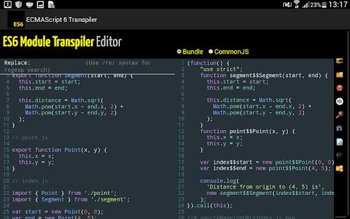es6 transpiler online dating