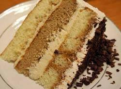 Tiramisu Cake Using A Cake Mix