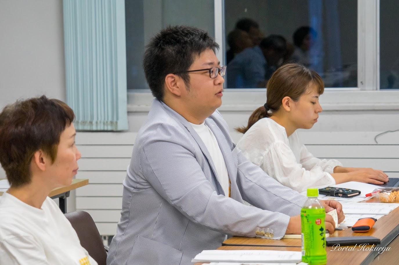 海道立総合研究機構 建築研究本部 企画調整部 企画課 佐々木優二 様