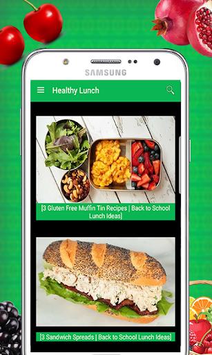 Tasty Healthy Recipes 1.0 screenshots 4