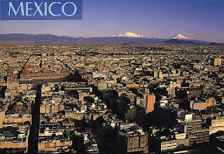 Photo: 1B080000 Meksyk - Ciudad de Mexico - stolica - 27 mln ludzi!!!
