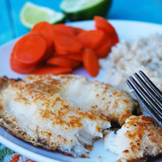 Honey Lime Tilapia (GF, DF, Egg, Soy, Peanut/Tree nut Free)