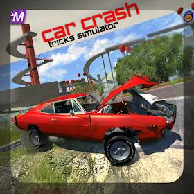 Extreme Car Crash Tricks 2018