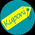 Kuponi - Guia de promoções icon