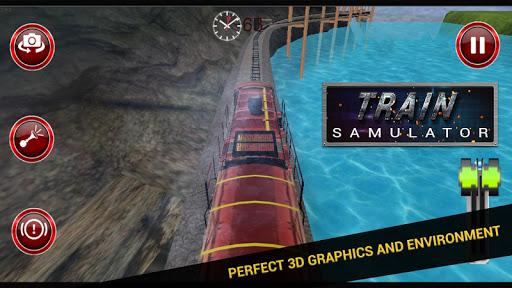 Train Simulator Game 2018 1.0 screenshots 4