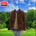 Jacket Men Photo Suit icon