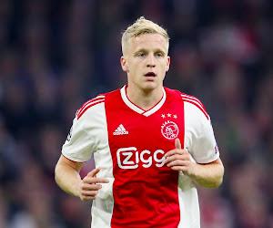 Un retour à l'Ajax pour Van De Beek? Marc Overmars répond !