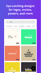 Canva: Graphic Design & Logo, Poster, Video Maker 4
