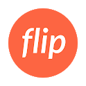 Flip: Transfer Antar Bank Tanpa Biaya Admin icon